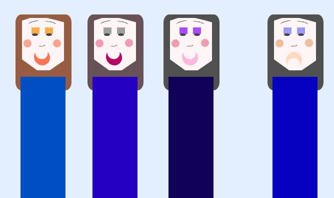 bfcb3c7d40 Legyen ugyanolyan színű a smink, mint a ruha? - Stílus mentor