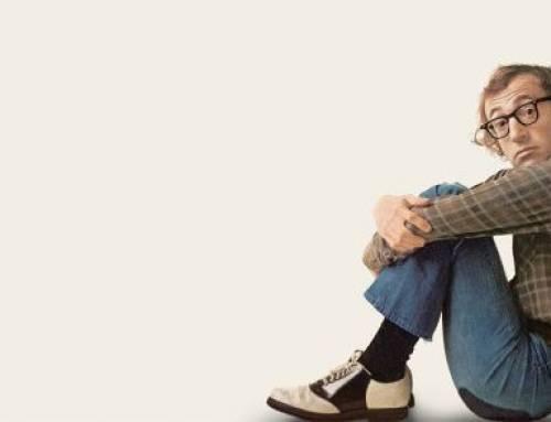 Woody Allen – és egy tökéletlenül ikonikus szemüveg