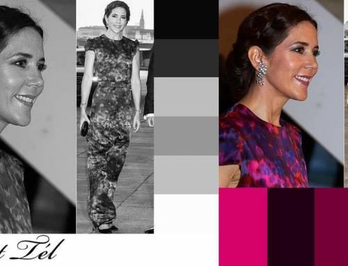Négy ruha, négy kontrasztérték